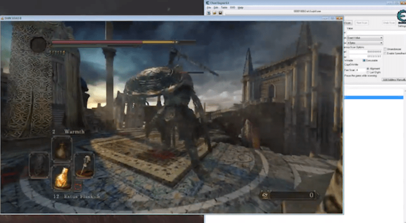 Get a new perspective on Dark Souls 2 with first-person mod