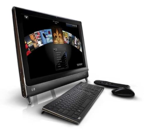 HP slips into thin with TouchSmart 2 all-in-ones
