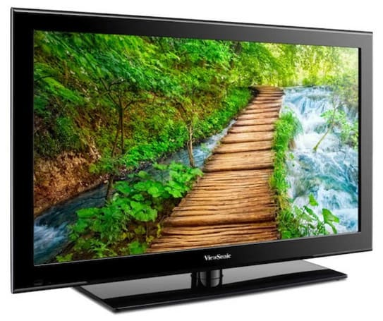 Viewsonic announces LED display-equipped monitors, HDTVs and all-in-one PCs