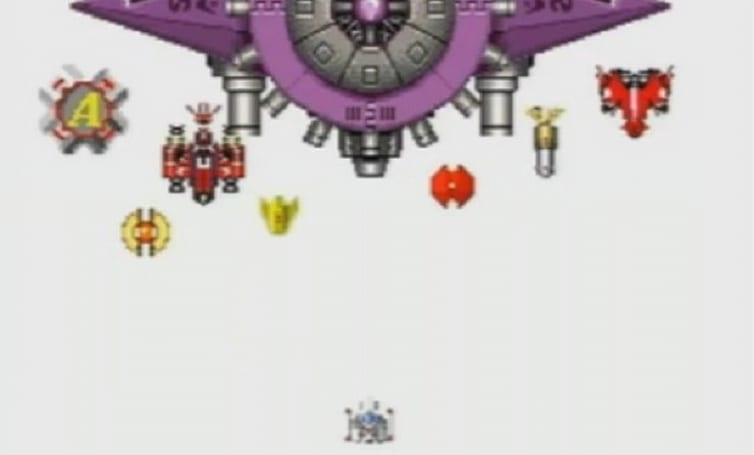 Turvys Strike Back in an inverse DSiWare shmup on May 31