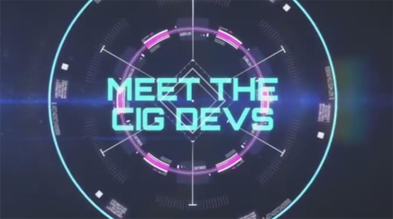 CIG kicks off Star Citizen Meet the Devs video series
