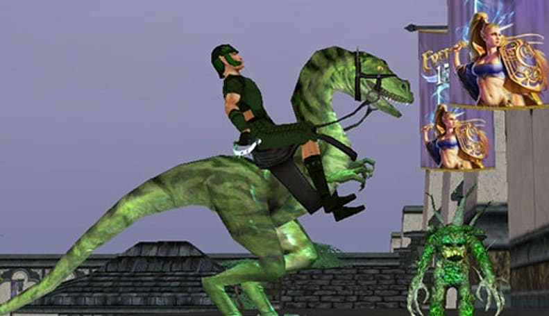 Get an EverQuest heroic character for free
