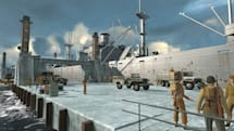 Normandy landings recreated in Oculus Rift D-Day simulation