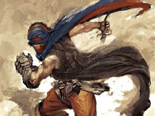 New Prince of Persia is official for fiscal 08