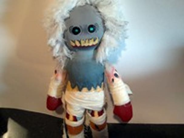 World of WarCrafts: Ghoul doll