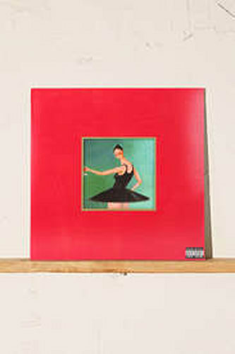 Kanye West - My Beautiful Dark Twisted Fantasy