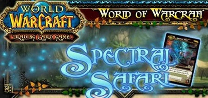 Upper Deck hosts a Spectral Safari event for the WoW minis game