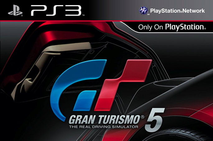 Gran Turismo 5 is real enough for box art