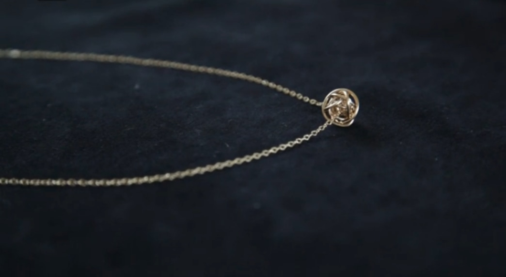 Shop this video: Love knot jewelry