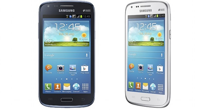 Samsung Galaxy Core is real: low-end specs, 4.3-inch WVGA display and a dual-SIM option