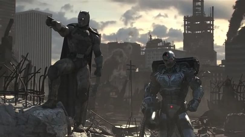 DC Universe Online releases the commentary edition of the cinematic trailer