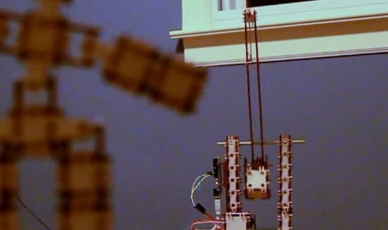 Blocklets' Arduino-powered trebuchet could be your cat's worst nightmare (video)