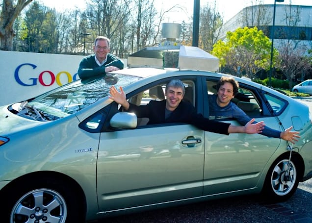 Google refocuses under Larry Page; Eric Schmidt says Microsoft is bigger competition than Facebook