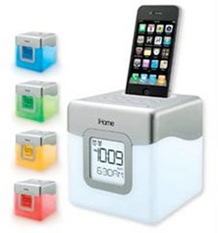 iHome intros three new iOS docks, plans to blast you out of those Zzz's in return for your G's