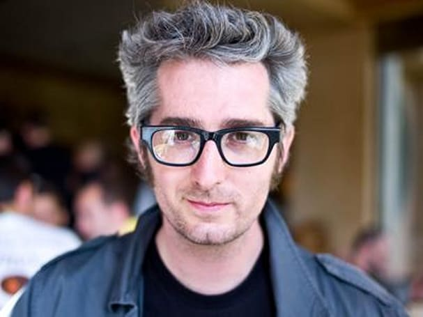 Live from the Engadget CES Stage: MakerBot CEO Bre Pettis