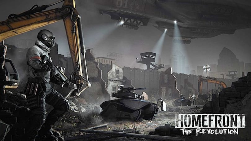 Report: Homefront: The Revolution's game director resigns