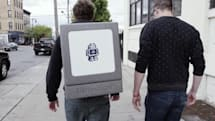 Ultimaker makes a backpack for its 3D printers