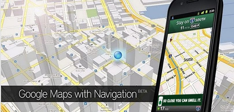 Motorola trying to patent smart ads in navigation apps