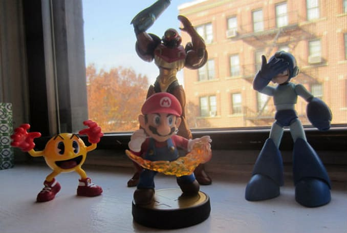 """When """"It"""" Became """"He"""": An Amiibo Tale"""
