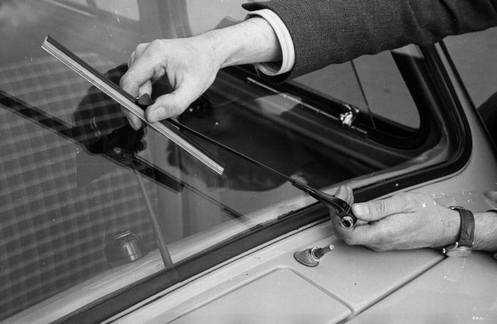 When should I change my windshield wiper blades?