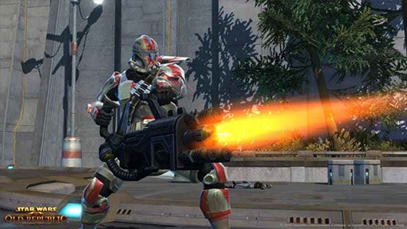 A certain point of view: Jef's hands-on with SWTOR's beta