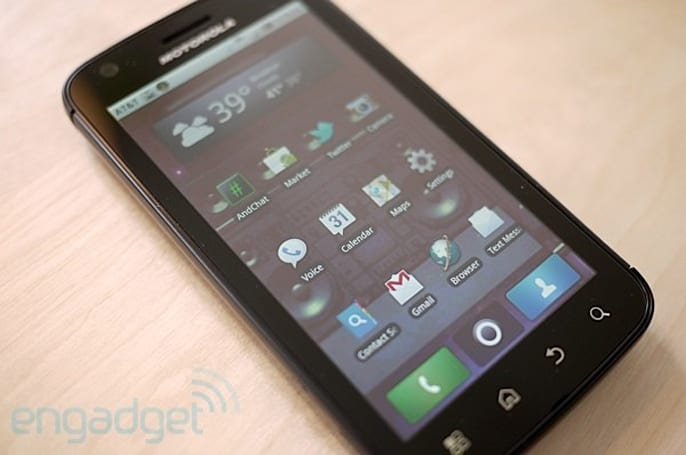 Import ban on select Motorola Android products starts today