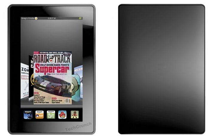 Big publishers to provide fuel for Amazon's Kindle Fire tablet?
