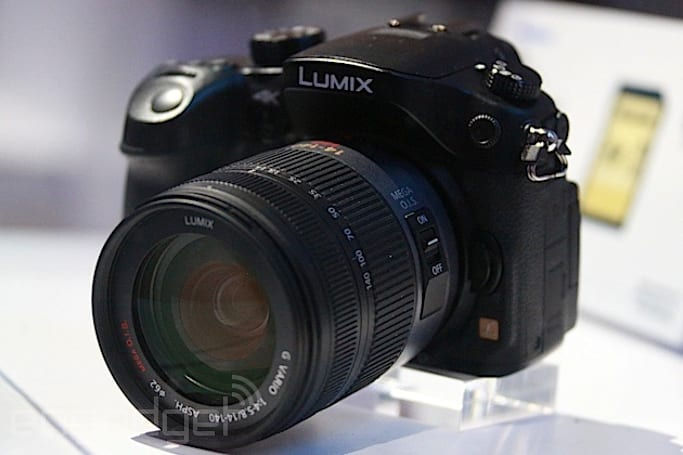 Panasonic's next GH mirrorless camera will record 4K video, arrive late February for under $2,000