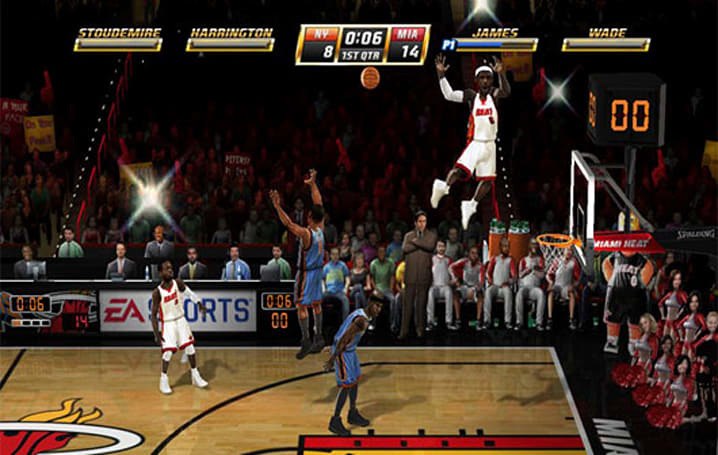 NBA Jam East rosters revealed, legends included