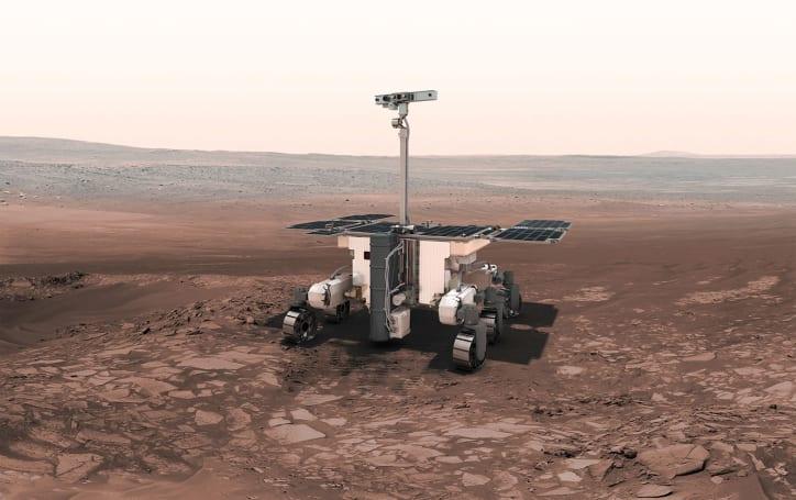 ESA will fund ExoMars 2020 despite Schiaparelli's demise