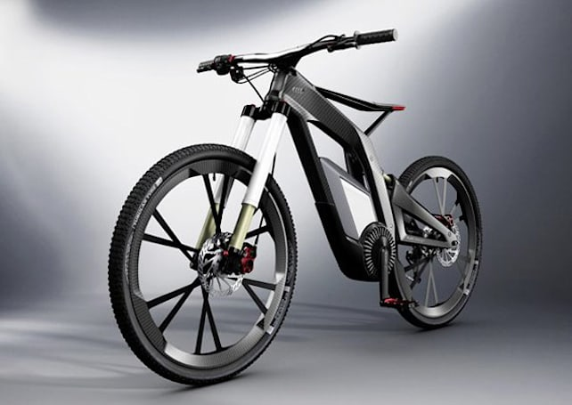 Audi e-bike Wörthersee lets you pop wheelies eco-style, plays nice with your smartphone