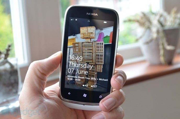 How would you change Nokia's Lumia 610?