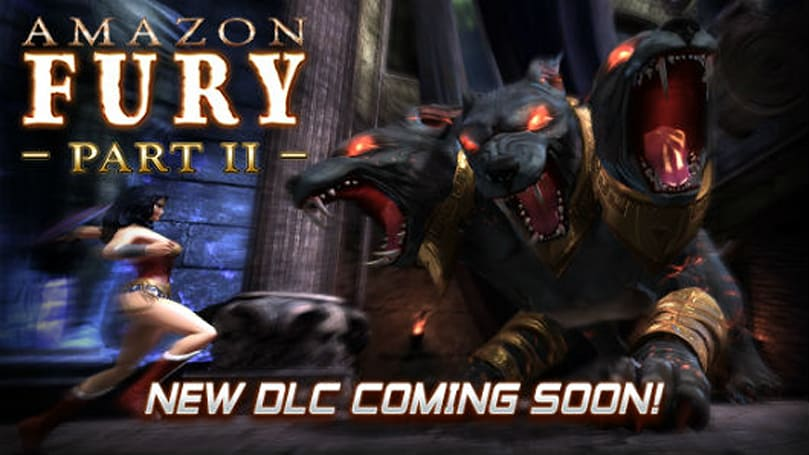 Fight through the underworld in DCUO's new DLC