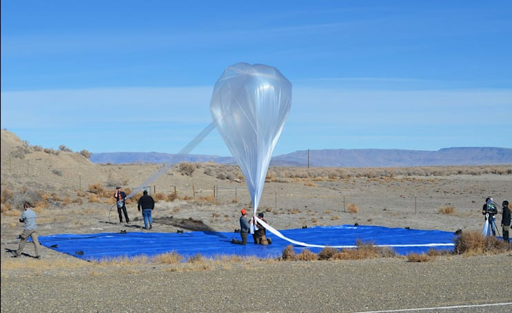 Google hires satellite exec to head up Project Loon
