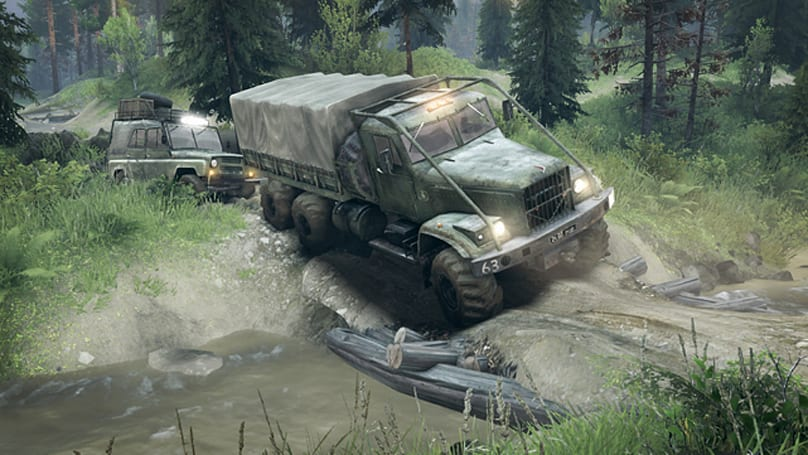 Play It On A Mac: Spintires
