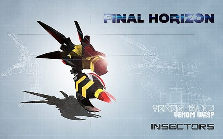 Extraterrestrial RTS Final Horizon coming to PS4 and Vita