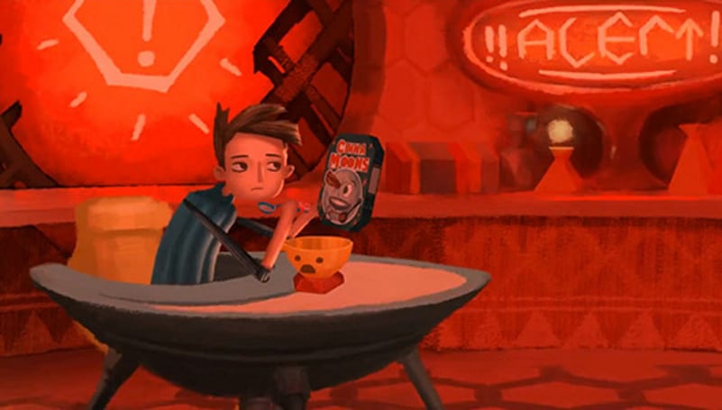 Broken Age Act 1 now available, have a launch trailer