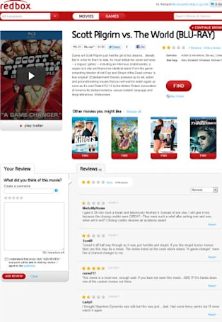 Verizon rumored to be working with Redbox on its internet video streaming service