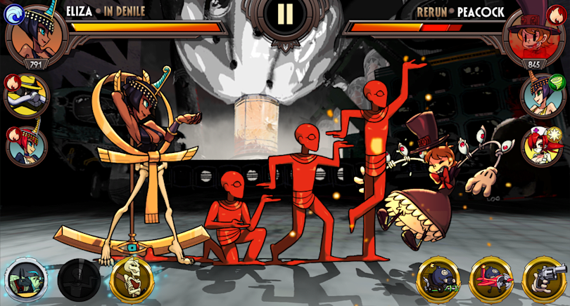 'Skullgirls' heads to iOS and Android this spring