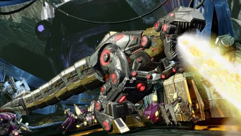 Transformers: Fall of Cybertron demo available next week, now for GameStop preorders