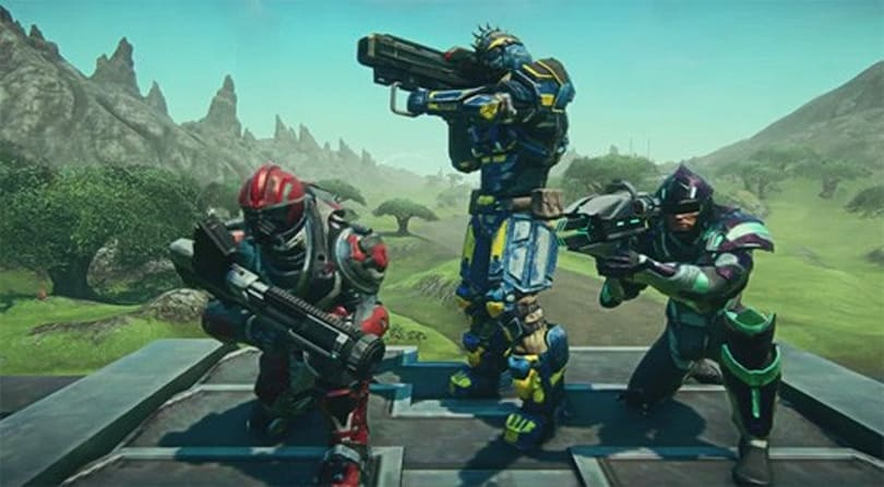 PlanetSide 2's GU04 introduces account unlocks, the two-man flash, and a new training zone