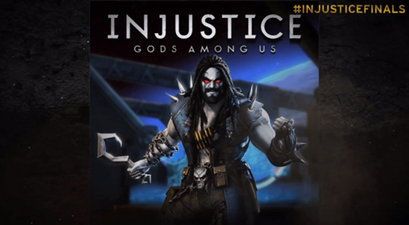 Lobo rides into Injustice: Gods Among Us today