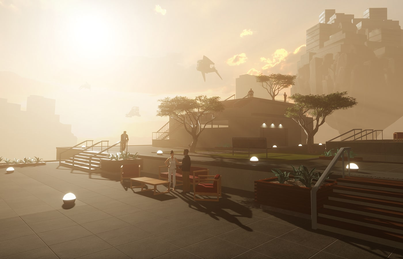 Sansar will make it simple for anyone to create VR experiences.