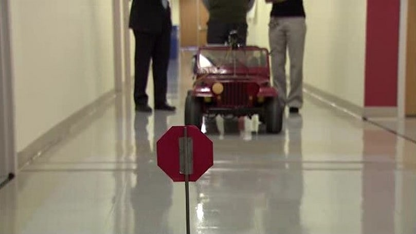 NC State's computer vision software promises improved self-driving vehicles