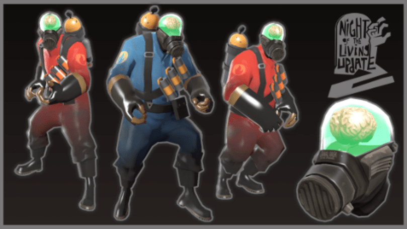 Team Fortress 2 needs your spooky Halloween designs