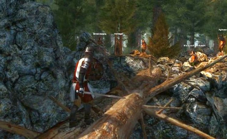 Gloria Victis releases its first pre-alpha trailer