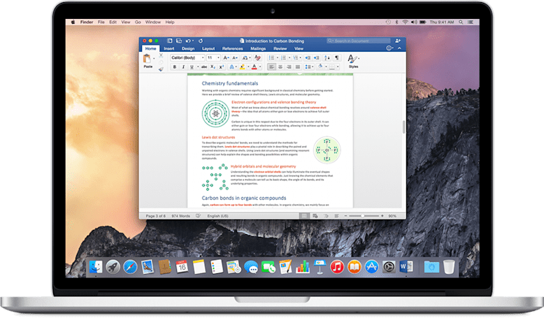 Microsoft Office for Mac now supports add-in extensions