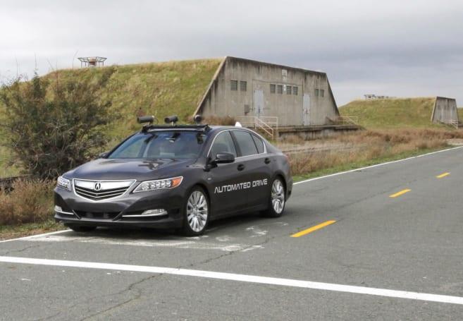 DOT establishes 10 autonomous vehicle proving grounds