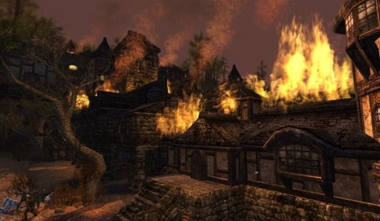 A vision of Lord of the Rings Online's new instances
