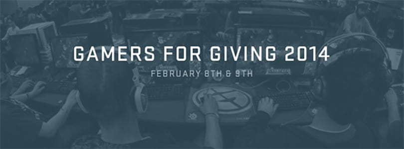 Gamers for Giving seeks cash for charity this weekend